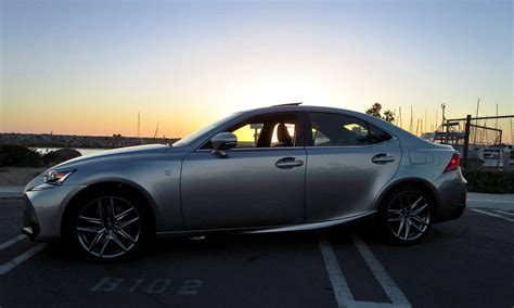 lexus f sport 2017 2017 lexus is350 f sport road test review by ben lewis