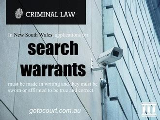 Who Has The Power To Issue Search Warrants Search Warrants In Nsw Understand Criminal