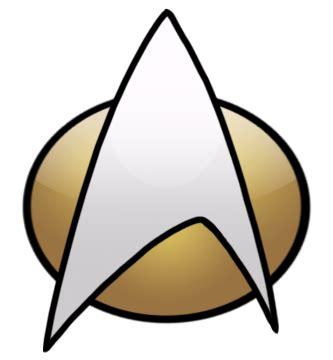 printable star trek badge a question of symbols
