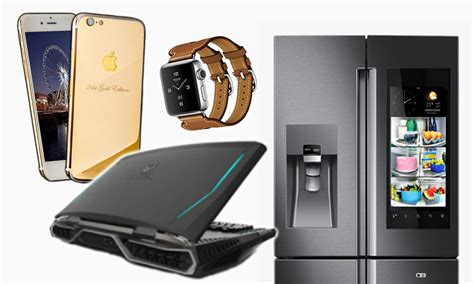 tech gadgets 11 most expensive tech gadgets this 2017 gizmos ph
