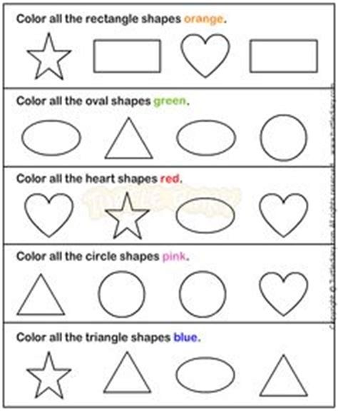 printable shapes for 3 year olds 1000 images about preschool worksheets three year old