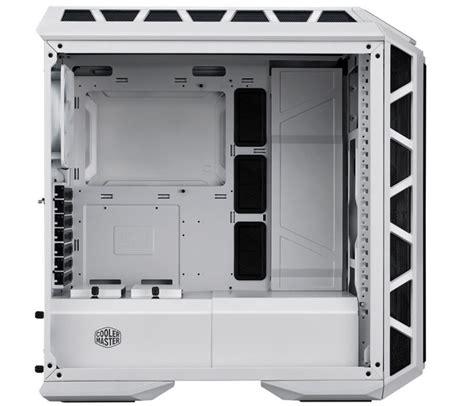 gabinete h500m cooler master announces mastercase h500p mesh white edition
