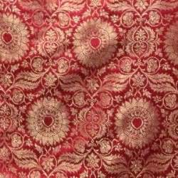 furnishing fabric turkey 16th century patterns five pinterest 14th century brocade lucca red our textile