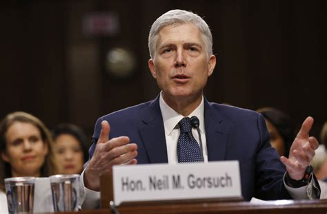 neil gorsuch democrat or republican democrats officially able to filibuster trump s supreme