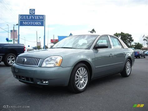 2006 mercury montego information and photos momentcar