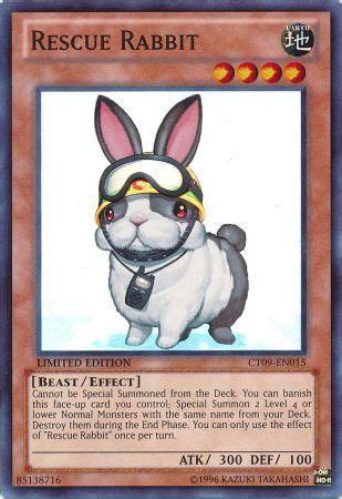 Gift Card Rescue Coupon - rescue rabbit ct09 en015 super rare yu gi oh promo cards yugioh