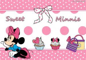 minnie mouse wallpapers pictures images minnie mouse polka dot wallpaper disney s world of wonders
