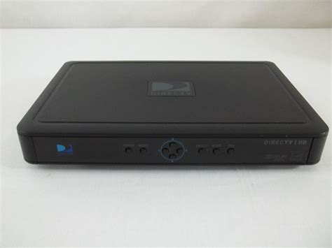 Tv Receiver directv hd digital satellite receiver direct tv h25 500 untested ebay