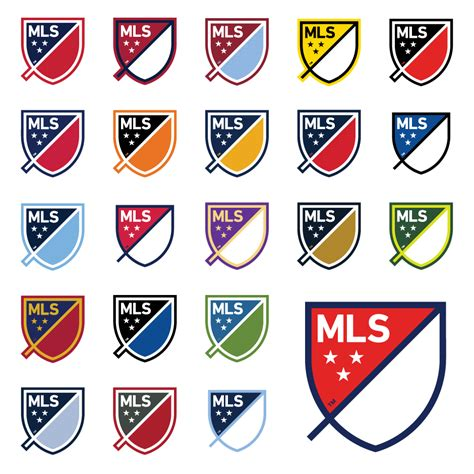 club colors photo mls unveils new logo what do you think