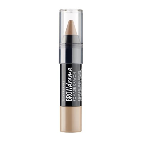 Maybelline Eyebrow Pomade maybelline brow drama pomade crayon 1 pcs 163 5 95