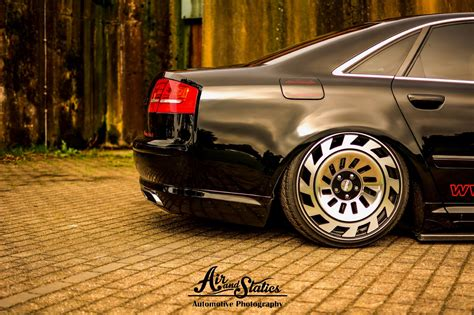 Audi D3 by Audi A8 D3 Certainly Looks Different With Custom Wheels