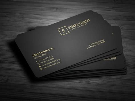 gold and business card template luxurious gold business card business card templates