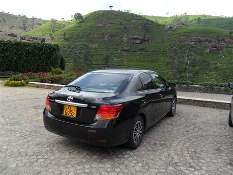 Toyota Allion Black Toyota Allion Review And Photos