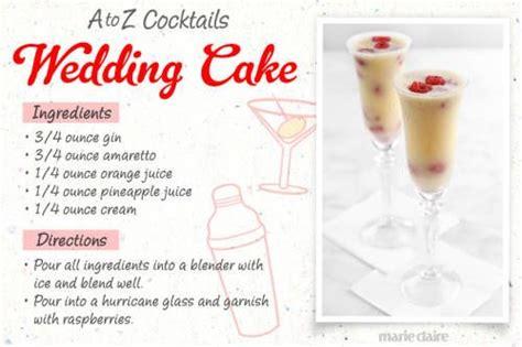 wedding cake drink recipe drink up pinterest