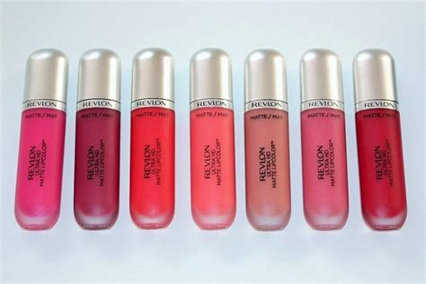 Lipstik Revlon Yang Matte review lipstik revlon ultra hd matte lip color