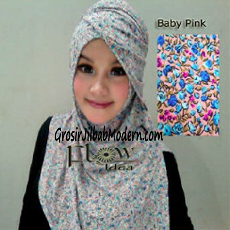 Jilbab Bergo Kerudung Anak Kecil Baby Pralala jilbab syria qianne by flow bunga kecil no 3 baby pink grosir jilbab modern jilbab cantik