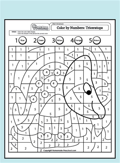 coloring pages by numbers pdf free coloring pages of number 1 5