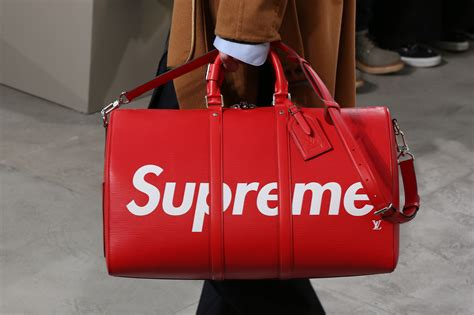 Supreme With Your louis vuitton x supreme pop up opens in miami