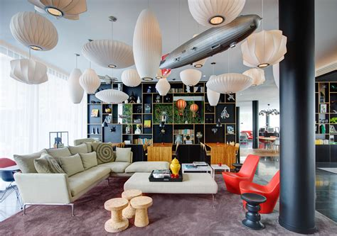 Dutch Kitchen Design new citizenm hotels in paris and new york