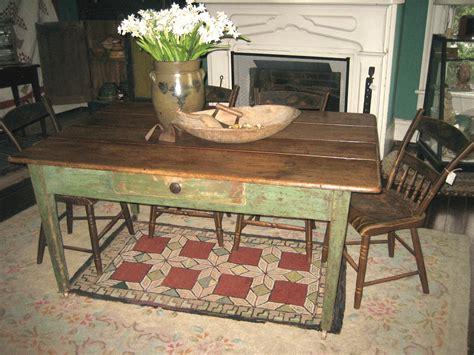 shenandoah farm tables springhollowantiques american