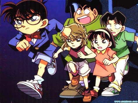 Dompet Fullprint Anime Detective Conan conan