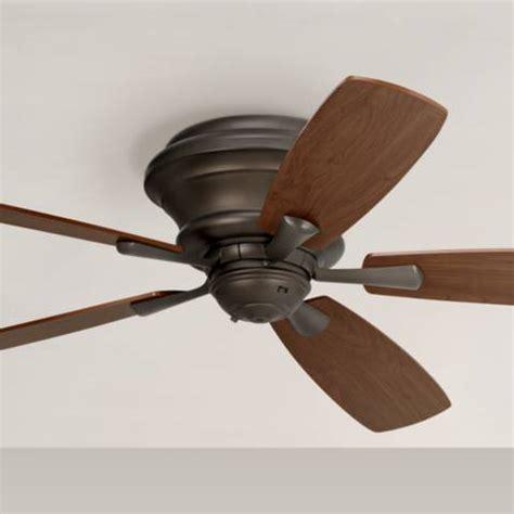 ceiling fans that hug the ceiling 52 quot casa san marin rubbed bronze hugger ceiling fan