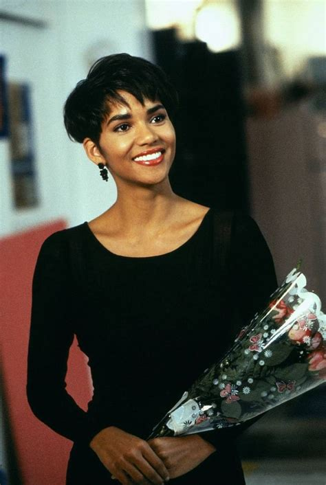 halle berrys hair in boomerang 17 best images about boomerang 1992 on pinterest