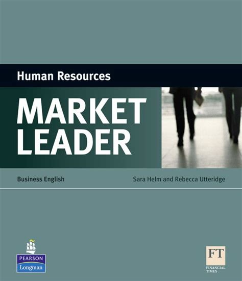 human resources market leader human resources is designed