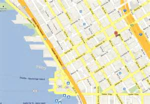 Map Downtown Seattle by Downtown Seattle Map Images