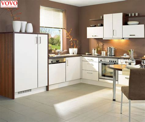 Online Get Cheap Laminate Cabinet Doors Aliexpress Com White Melamine Kitchen Cabinets