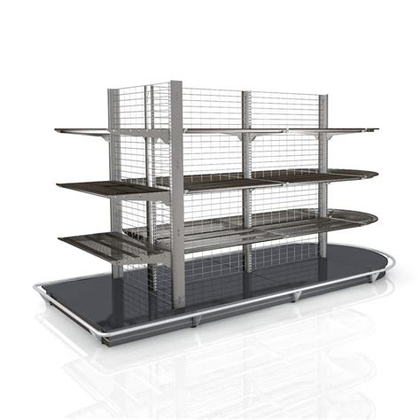 tech wire shelving modern and functional wire tech 100 shelving system wanzl