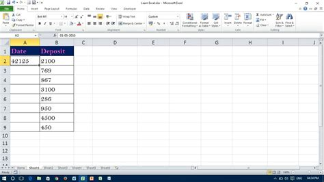 java pattern number exle date time appearing as number in excel