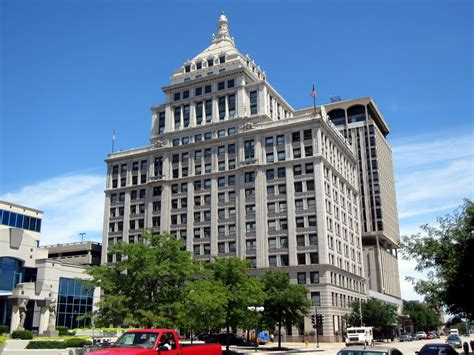 Panoramio Photo Of Commerce Bank Building