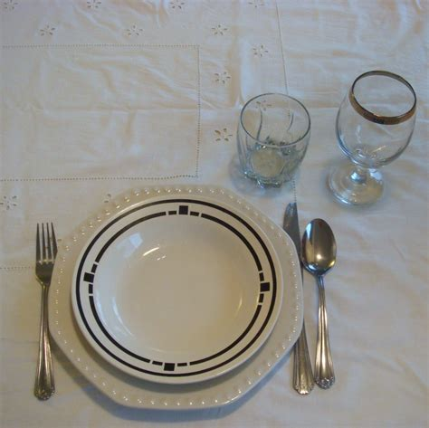 table setting how to do an italian table setting general culture
