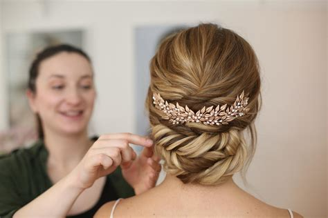 Wedding Hairstyles Buns by Buns Hairstyles Wedding Hairstyles
