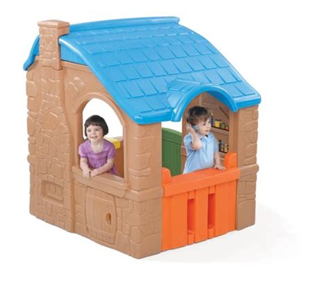step 2 countryside cottage naturally playful countryside cottage step2 plastic