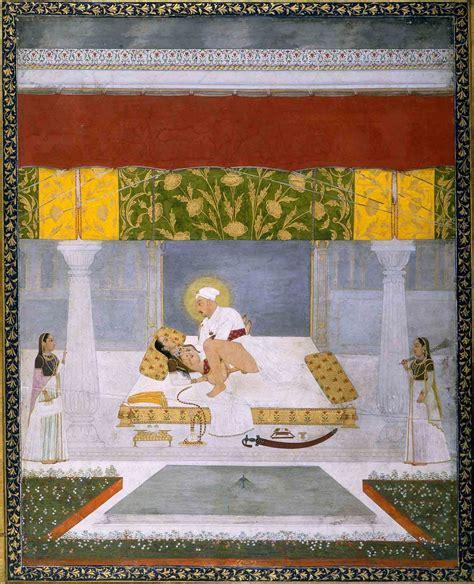 biography of mughal emperor muhammad shah file chitarman muhammad shah making love ca 1735