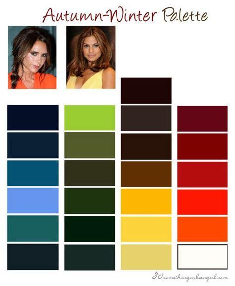 deep autumn color palette 121 best images about wardrobe on pinterest cold weather