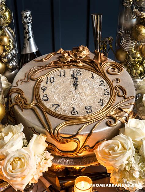 themes year clock life of the party