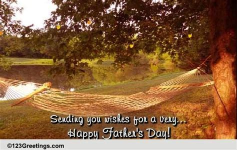 Relax  Enjoy Father's Day! Free Happy Father's Day
