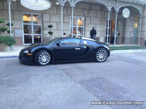 bugatti veyron spotted in dallas on 11 07 2012