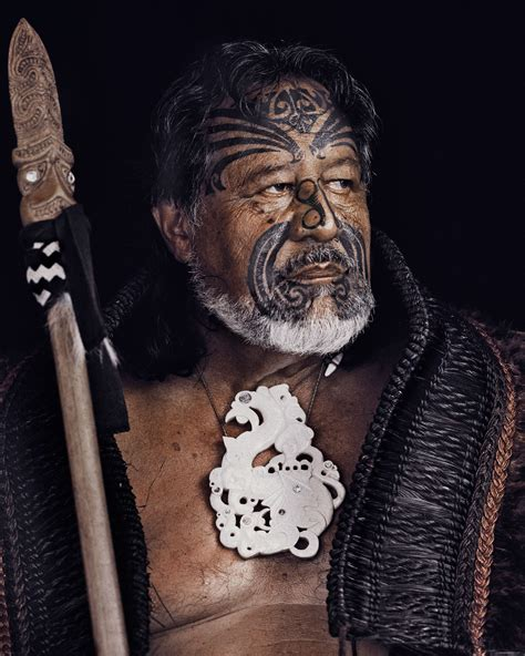 tribal chief tattoo jimmy nelson photography35t fubiz media
