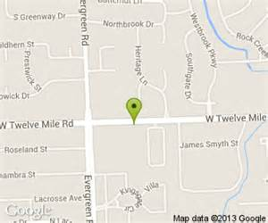 Pizza Express Pontiac Michigan Pita Palace Cafe In Southfield Mi 19739 W 12 Mile Rd