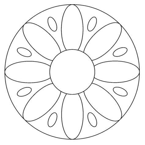 como se realizan las mandalas con cd las 25 mejores ideas sobre mandalas faciles en pinterest