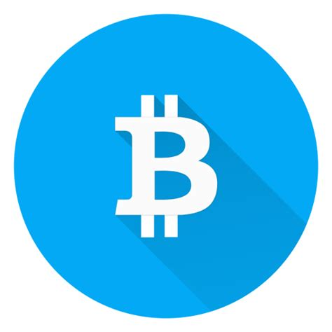bitcoin ico bitcoin icon free of material inspired icons