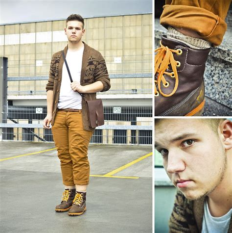 Chino Zara Army benjamin metz timberland boots h m mustard chino h m zara cardigan thrifted vintage