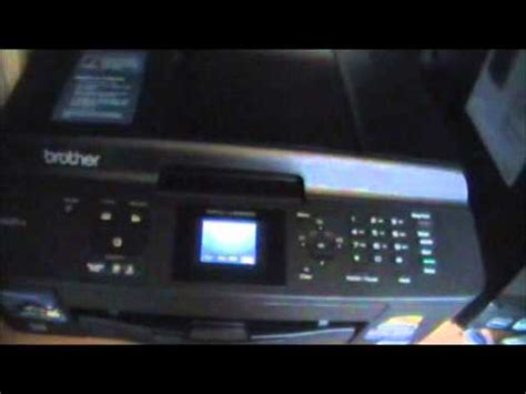 how to install mfc j430w how to set up wireless for the brother mfc 7860dw printer
