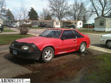 armslist for sale trade 1991 mustang gt fox 121700
