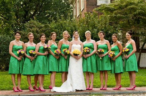 green wedding colors wedding colors green marrying later in