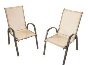 homedepot 4 stack collection patio chairs as low as 12